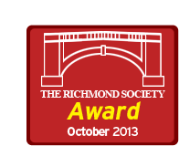 The Richmond Society award winner